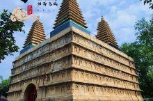 《北京五塔寺的石刻穿越之旅》