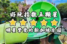 解锁春节不宅玩法 - 新加坡水上探险乐园