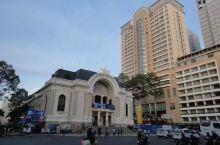 胡志明市·越南 西贡歌剧院