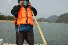 泸溪河上的筏工