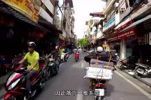 玩命的越南道路,自制拖拉机40公里开5小时,以及湄公河上的天才