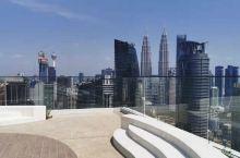 远看马来西亚【双子塔】