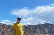 难得的合适温度逛死亡谷国家公园
