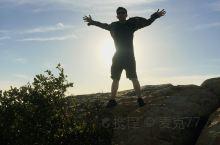 加州 Winchester Canyon Gun Club 山上的风景真好