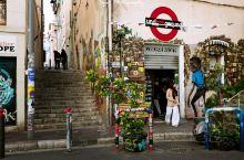 富有生活气息的马赛篓筐老城