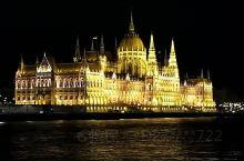 夜游-双子星城-布达佩斯多瑙河