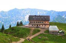 阿尔卑斯山脉,美的不像话