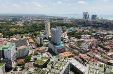 马六甲的一幕美景