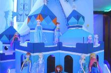 海口冰雪奇缘民宿❄️爱莎带你闯入魔法王国