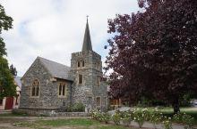 小巧精致的教堂 蜜月天堂的象征 应当打卡