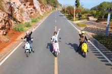 一起去小洱海放风,骑行和夏天更配哟~