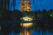济南|夜游大明湖