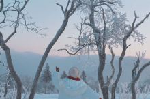 在吉林别只知长白山!这小众玩雪地要火了