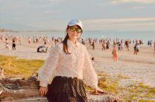 听说这海滩日落是亚庇最美的日落!
