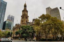 悉尼希尔顿 女王大厦旁的商务酒店