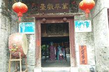 桂林阳朔兴坪古戏台