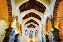 涠洲岛打卡指南:感受古典美,教堂里发会呆