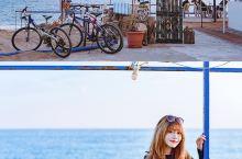 土耳其|想在地中海海边开一家蓝色小店