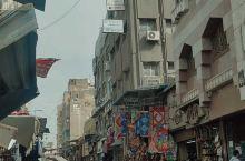 罕哈利利市场感受一下埃及的市井气息