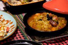 熏仔在杭州 杭城首家塔吉锅餐厅 假装旅行
