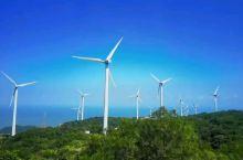 南澳风力发电游览区