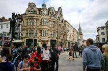 牛津大学和牛津镇
