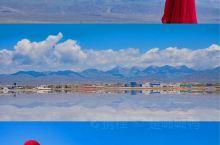 茶卡盐湖拍照攻略