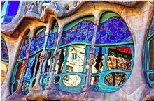 巴塞罗那的建筑