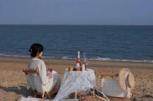 北戴河浪漫海边|想和你看999次日落