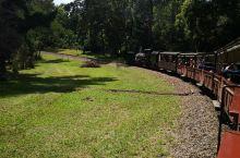 普芬比利小火车 很怀旧 孩子们喜欢