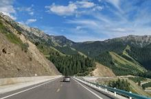 新疆 伊犁哈萨克自治州 果子沟大桥