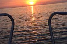 出海海钓走起吧……风景美,心情爽,海边游玩来海豚湾吧!