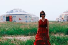 自驾大西北之,查干浩特的科尔沁草原