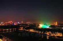 金华三江夜景
