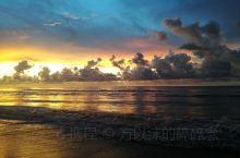 #有生之年#亚庇红树林看最美日落