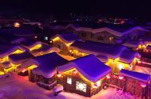 冬天的东北,宛如童话般美丽