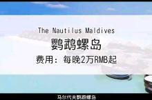 马尔代夫鹦鹉螺岛
