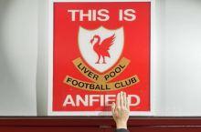 Anfield 足球世界的殿堂