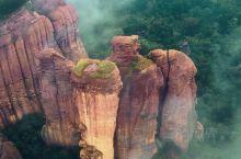 江西龟峰景区,一个值得拍照的宝藏景点