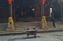云欣赏绵阳三台的古寺庙蓝池庙