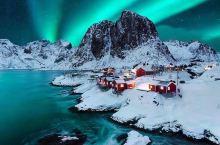 挪威的极光