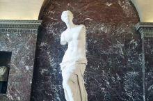 我在卢浮宫博物馆