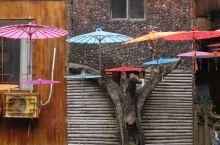 苗寨的传统图腾,简单而自然。