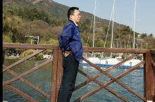 漫步邛海边