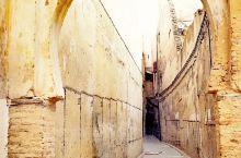 远方不只有色彩∽摩洛哥非斯古城