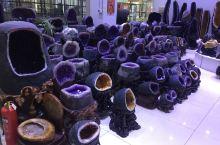 东海水晶城,紫晶洞专营