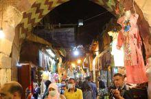 开罗哈里里市场:店铺可追溯到公元14世纪