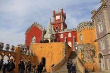 葡萄牙辛特拉佩纳宫