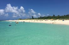 那霸的白色海滩真漂亮