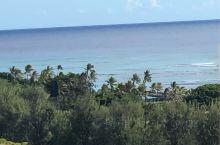我们10月金秋有幸来到美国夏威夷参加侄女的婚礼,感觉那里的大海风景很美!这一次住了一个星期,是深度游